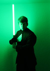 Cosplay-Cover: Luke Skywalker (Zeremonielles Jedi Outfit)