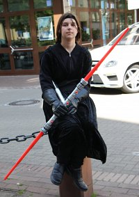 Cosplay-Cover: Sith Princess