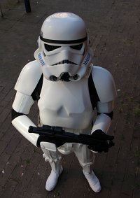 Cosplay-Cover: Stormtrooper ANH