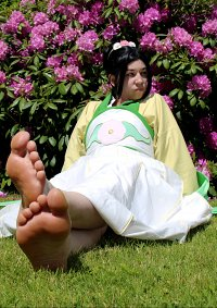 Cosplay-Cover: Toph Bei Fong [Lady]