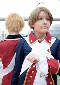 Cosplay-Cover: Alfred F. Jones/Amerika [War of Independence]