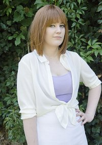 Cosplay-Cover: Claire Dearing (Jurassic World)