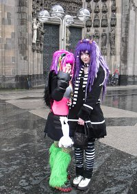 Cosplay-Cover: Cyber Lolita