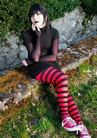 Cosplay-Cover: Mavis Dracula (Hotel Transsilvanien)