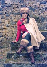 Cosplay-Cover: Katharina Romanow (Durmstrang Schülerin)