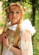 Cosplay-Cover: Princess/Neo Queen Serenity