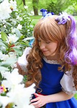 Cosplay-Cover: Prinzessin Seidenwelle