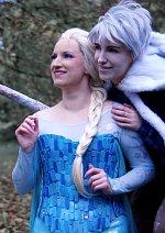 Cosplay-Cover: Elsa