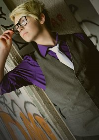 Cosplay-Cover: Cecil Gershwin Palmer
