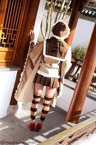 Cosplay-Cover: Kagamine Rin ~Senon Zakura~
