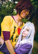 Cosplay-Cover: Shiro ~School Uniform / with crown~