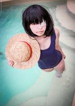 Cosplay-Cover: Misaki Mei ~School Swimsuit~