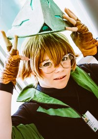 Cosplay-Cover: Pidge Gunderson (Fanart)