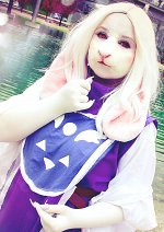 Cosplay-Cover: ♛ Toriel 》