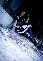 Cosplay-Cover: Alice *Silk Maiden*