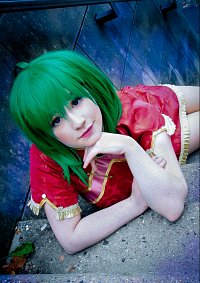 Cosplay-Cover: Ranka Lee [Nyan Nyan Dress]