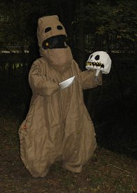 Cosplay-Cover: Oogie Boogie
