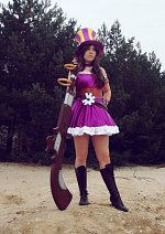 Cosplay-Cover: Caitlyn