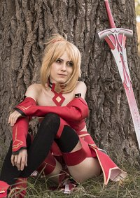 Cosplay-Cover: Mordred Pendragon