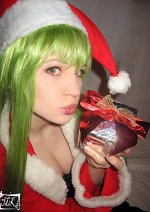 Cosplay-Cover: C.C. [Weihnachtsoutfits]