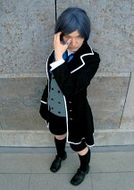 Cosplay-Cover: Ciel Phantomhive (Innencover 2)