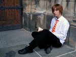 Cosplay-Cover: Remus Lupin [Marauders time]