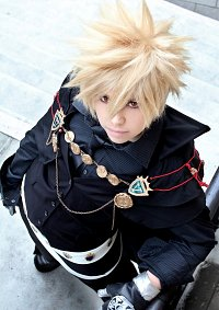 Cosplay-Cover: Giotto [calender Artwork]