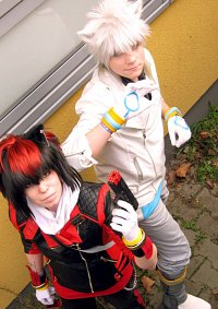 Cosplay-Cover: Silver the Hedgehog