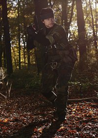 Cosplay-Cover: Naked Snake [Metal Gear Solid 3]