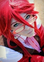 Cosplay-Cover: Grell Sutcliff [Casual]