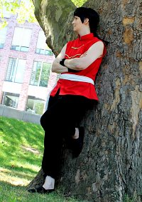 Cosplay-Cover: Ranma Saotome ♂