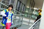 Cosplay-Cover: Haruka Nanase {七瀬 遥} ♛ [Ending Disco]