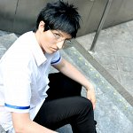 Cosplay: Junpei Hyuuga ☆ [Seirin Gakuen Summer]
