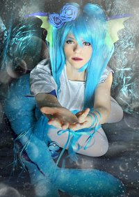 Cosplay-Cover: Aquana [Gijinka]