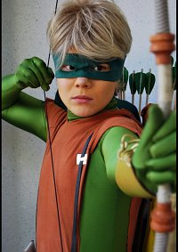 Cosplay-Cover: Connor Hawke (Green Arrow II)
