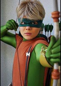 Cosplay-Cover: Connor Hawke (Green Arrow II)