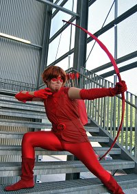 Cosplay-Cover: RedArrow (Roy Harper)
