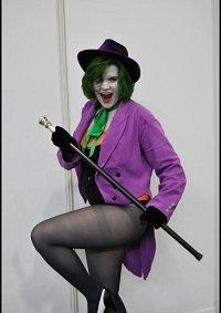 Cosplay-Cover: Joker in weiblich