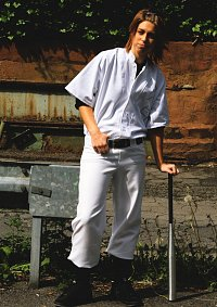 Cosplay-Cover: Igarashi Shunji as Yufune Tetsuro  湯舟哲郎