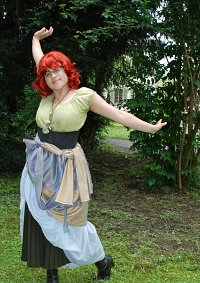 Cosplay-Cover: Piratenbraut