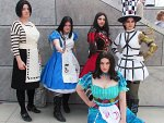 Cosplay-Cover: Alice Liddell - London