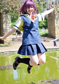 Cosplay-Cover: Karin Maaka
