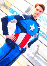 Cosplay-Cover: Captain America (Steve Rogers)