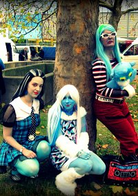 Cosplay-Cover: Abbey Bominable  [Monster High]