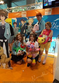 Cosplay-Cover: Koushiro Izzy Izumi Digimon Tri