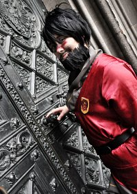 Cosplay-Cover: Garrett Hawke (Estate Outfit)
