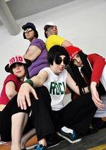 Cosplay-Cover: Rock Lee (Rap Version)
