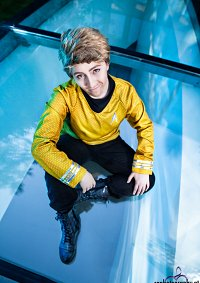 Cosplay-Cover: Captain James T. Kirk