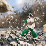 Cosplay: Toph Beifong