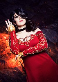 Cosplay-Cover: Cinder Fall